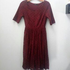 Mikarose lace dress, size XS